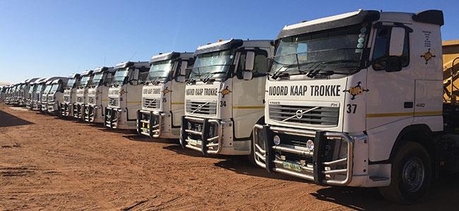 Noord-Kaap Trokke Transport | Market-leading Freight Solutions